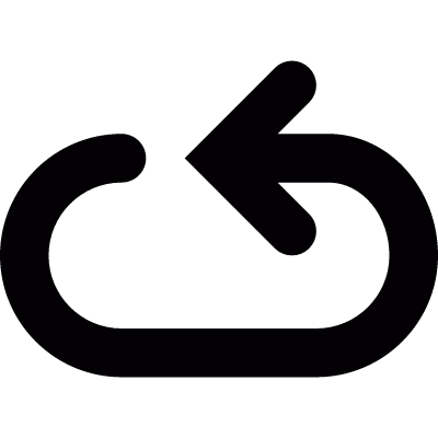 Loop arrow logo