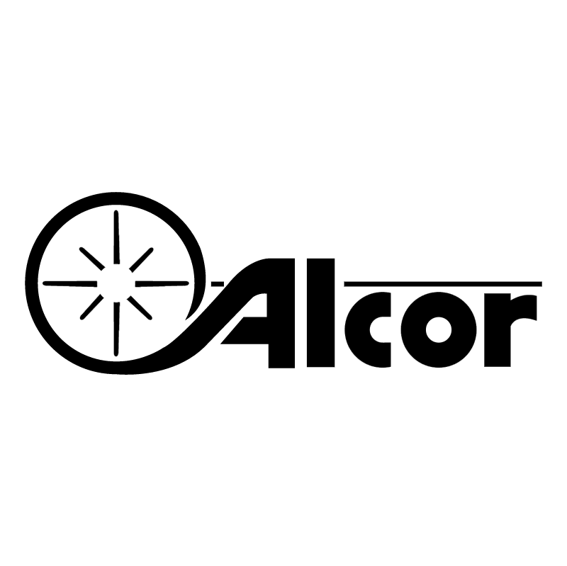Alcor 55680 vector logo