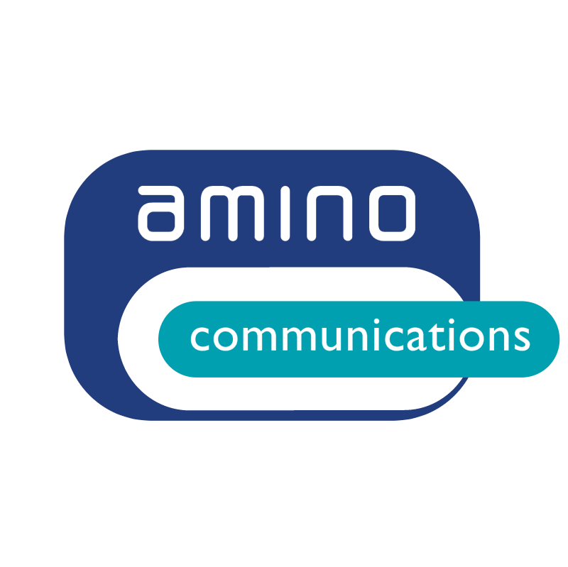 Amino Communications vector logo