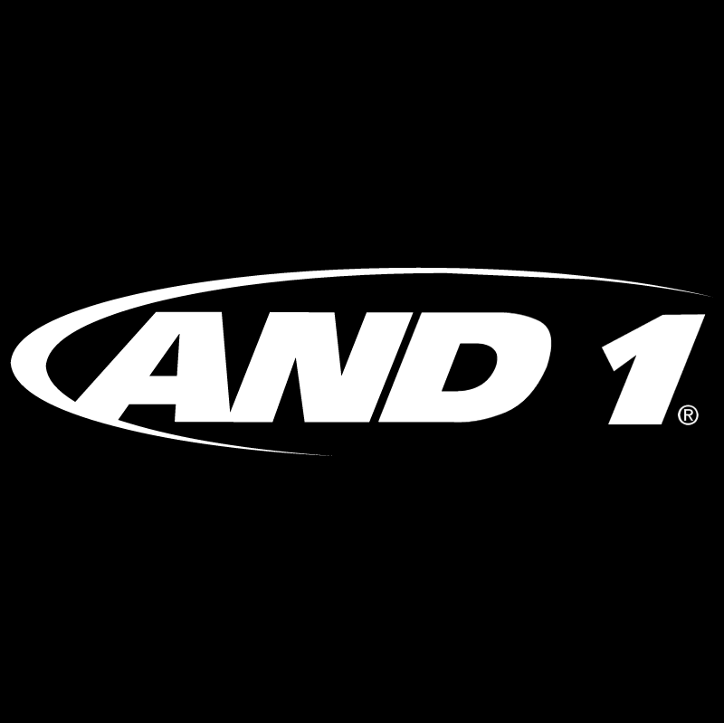 AND 1 logo