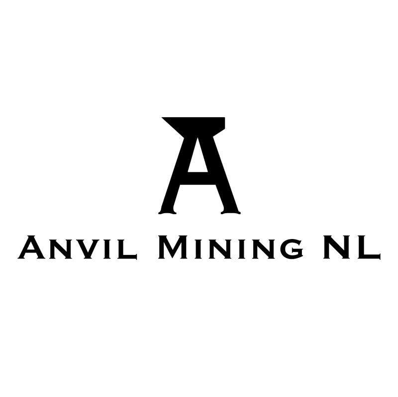 Anvil Mining vector logo