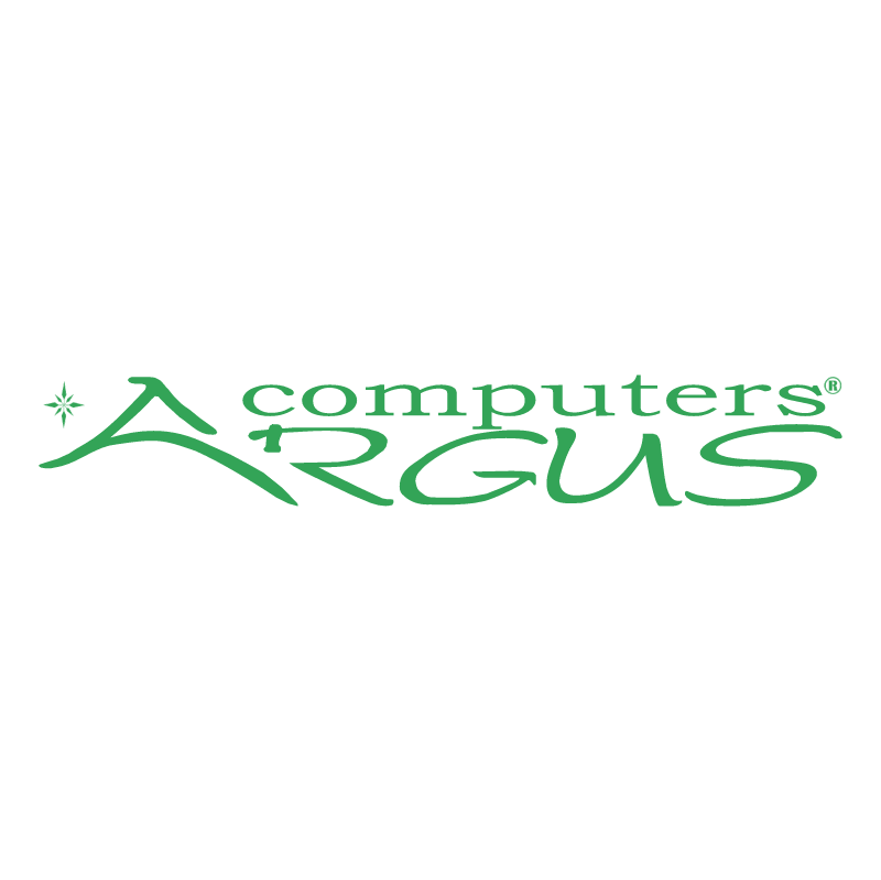 ARGUS Computers 70464 vector logo