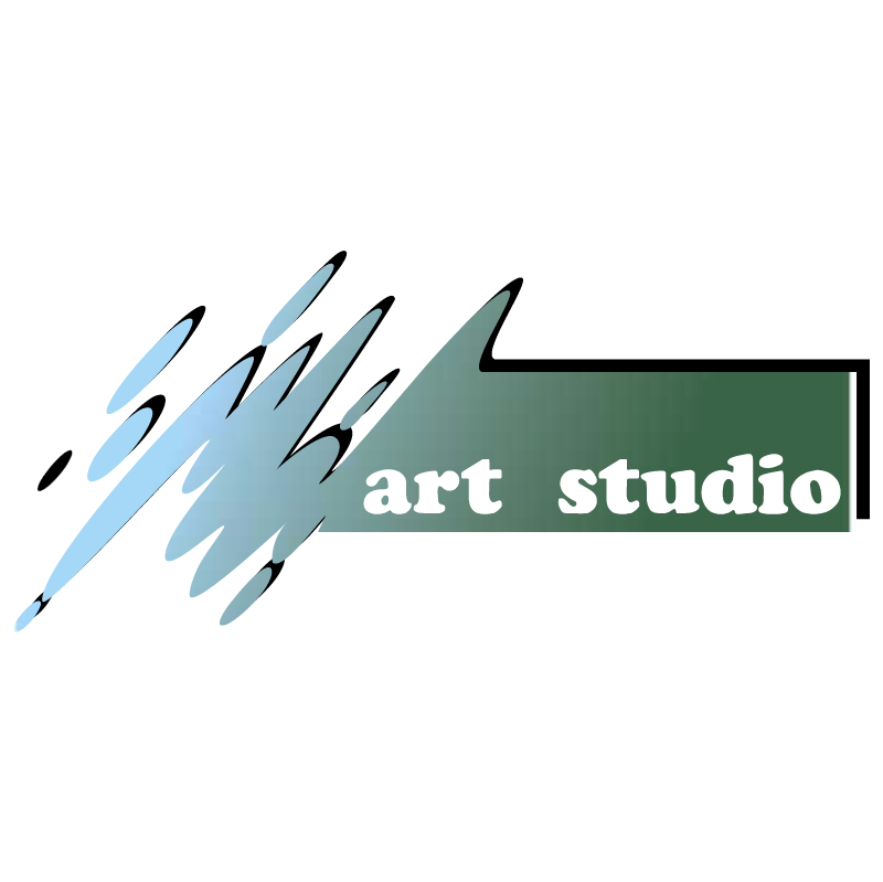 Art Studio 681 vector logo