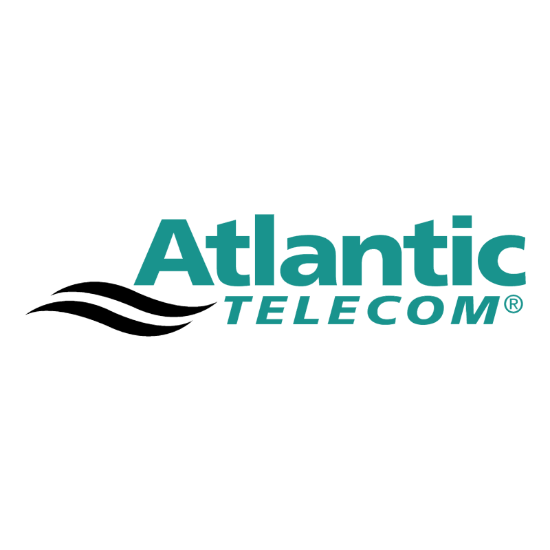 Atlantic Telecom vector logo