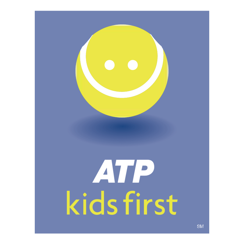ATP kids first 63736 vector