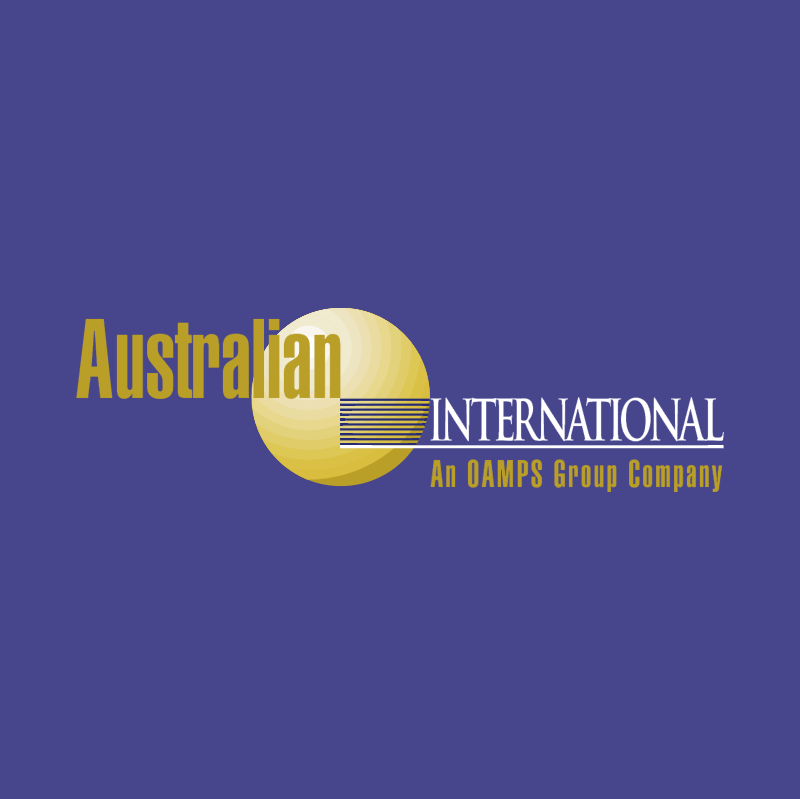 Australian International Insurance vector