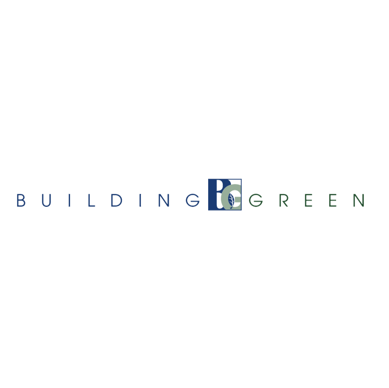 Building Green 72192 vector logo