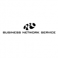 Business Network Service vector