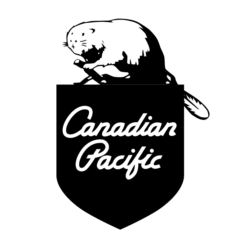 Canadian Pacific Railway vector logo