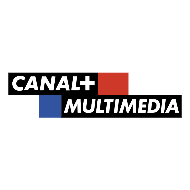 Canal+ Multimedia vector logo