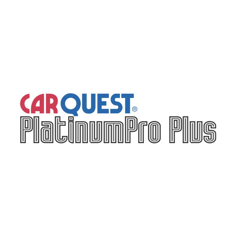 Carquest PlatinumPro Plus vector logo