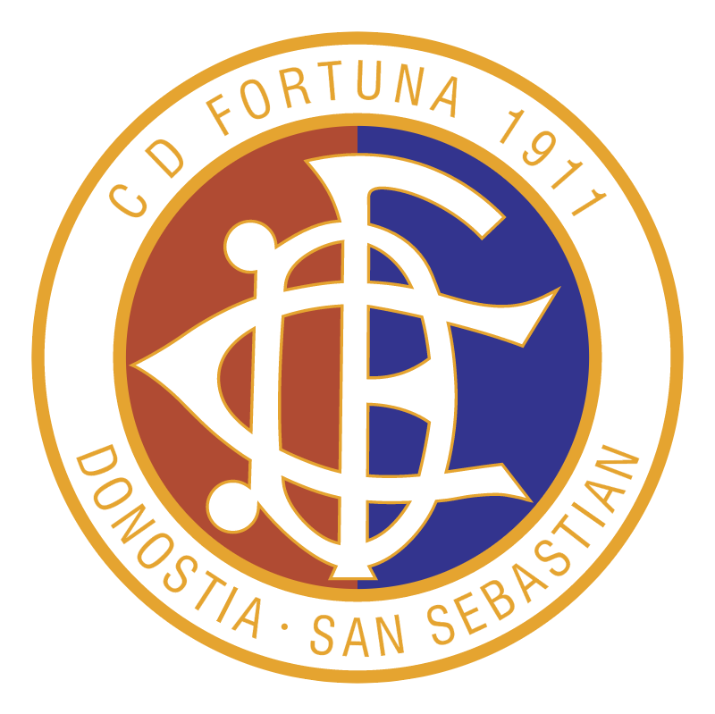 CD Fortuna San Sebastian vector logo