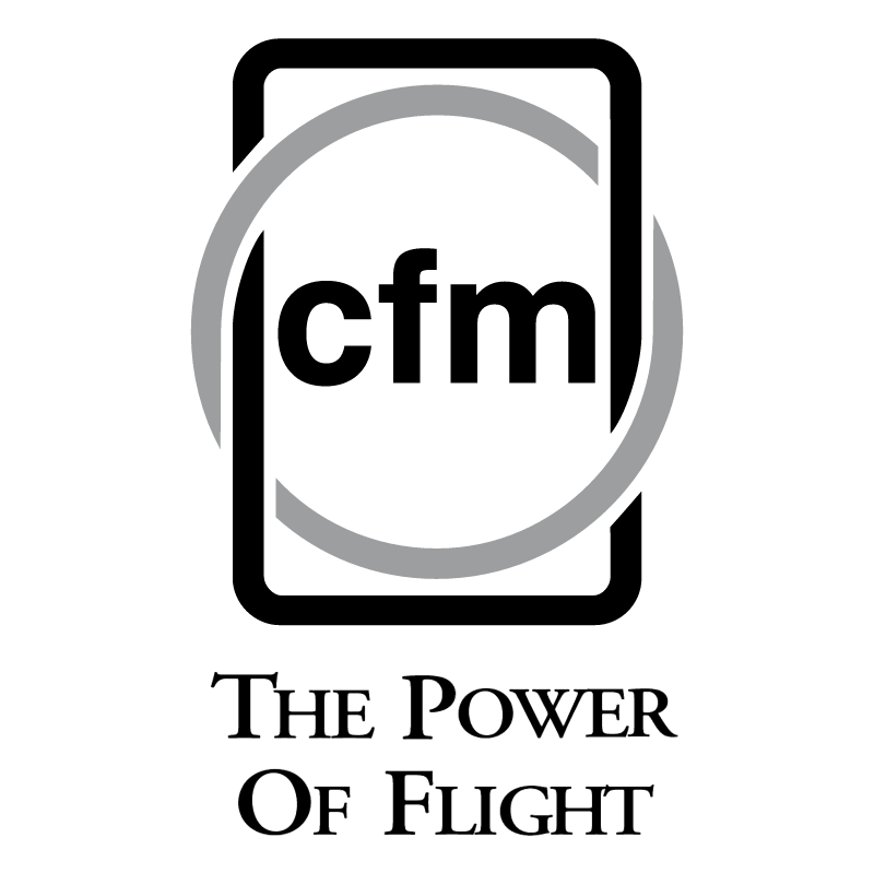 CFM International vector logo