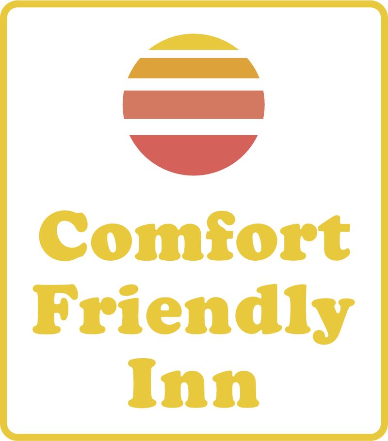 Comfort Friendly logo vector logo