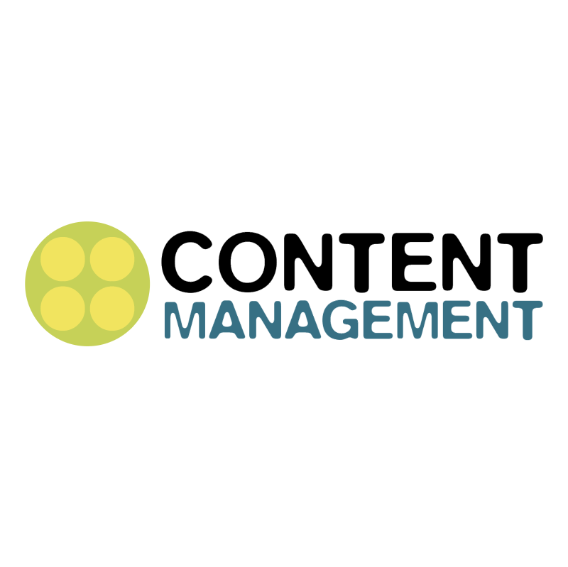 Content Management logo