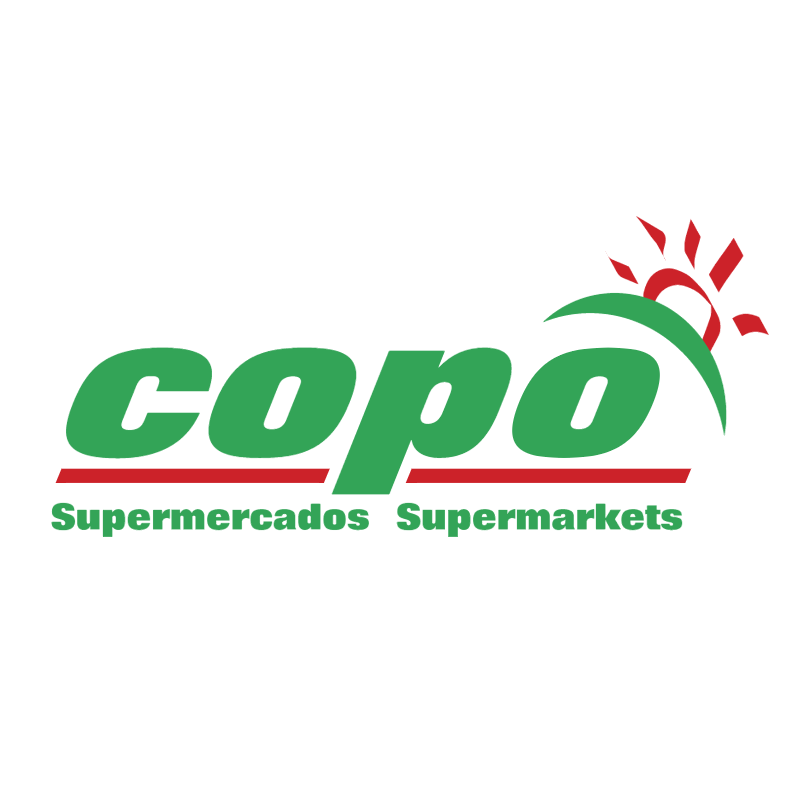 Copo Supermercados vector