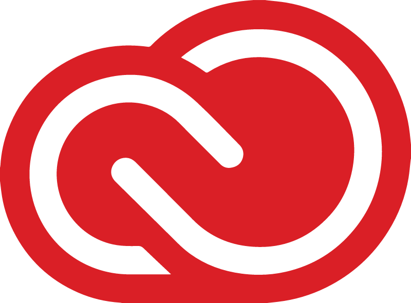 Creative Cloud CC vector logo