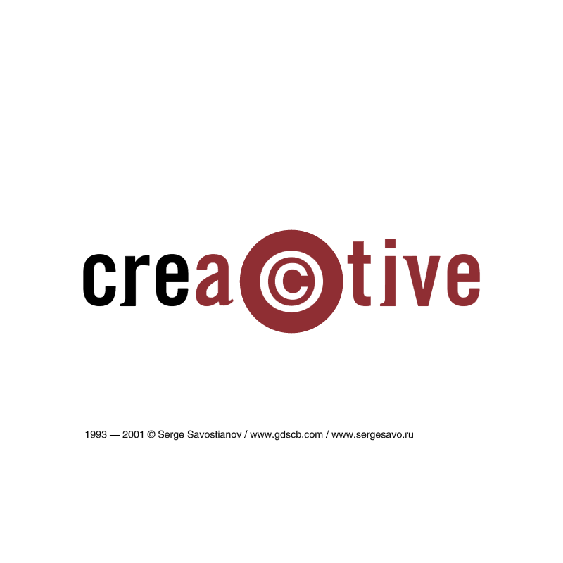 Creative vector logo