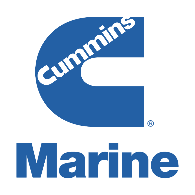 Cummins Marine vector