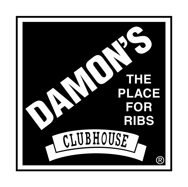 Damon's vector logo