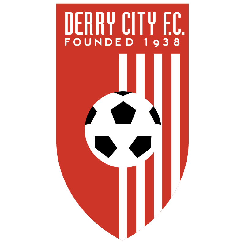 Derry City vector logo