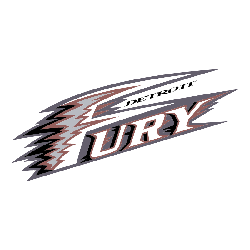 Detroit Fury vector