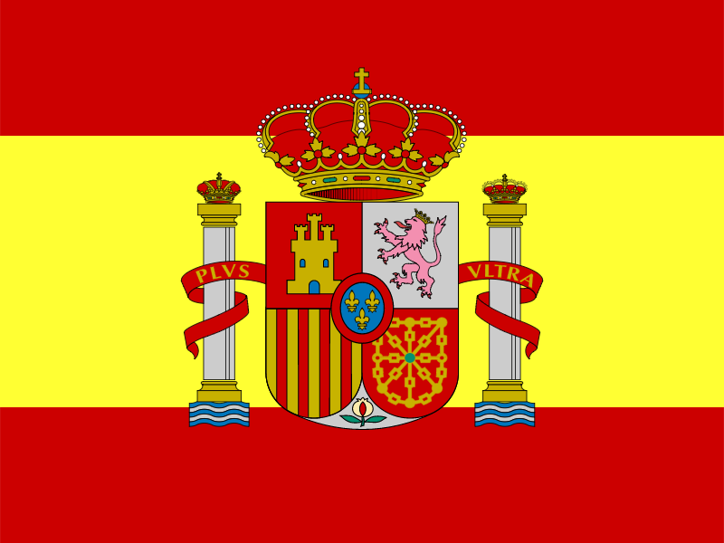 Flag of Spain logo