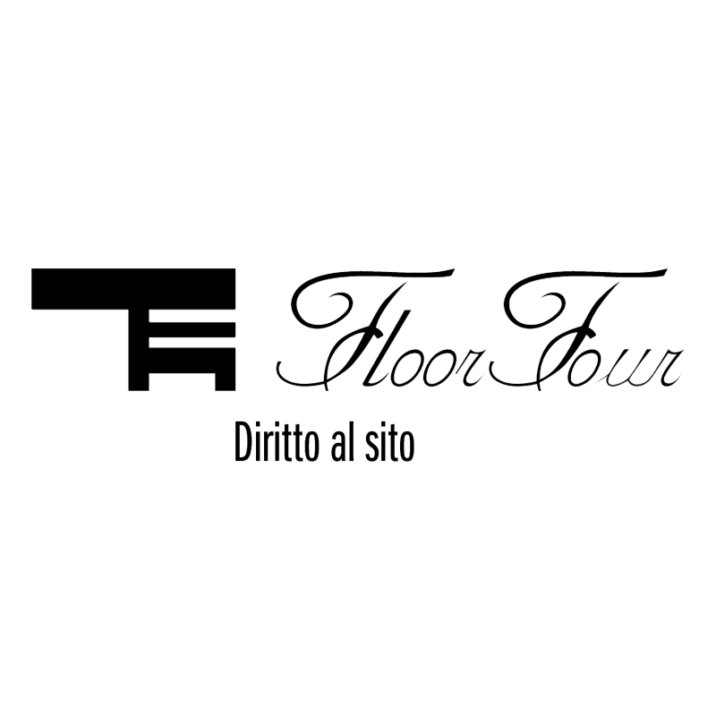 floorfour vector logo