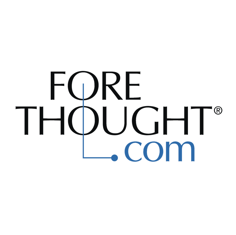 Fore Thought vector logo