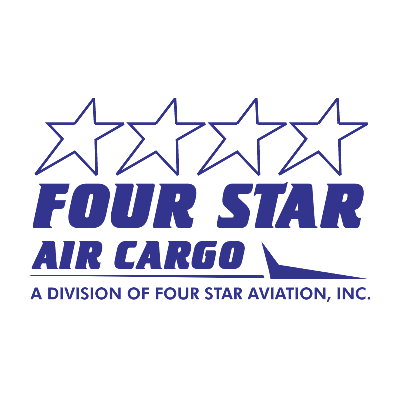 Four Star Air Cargo vector