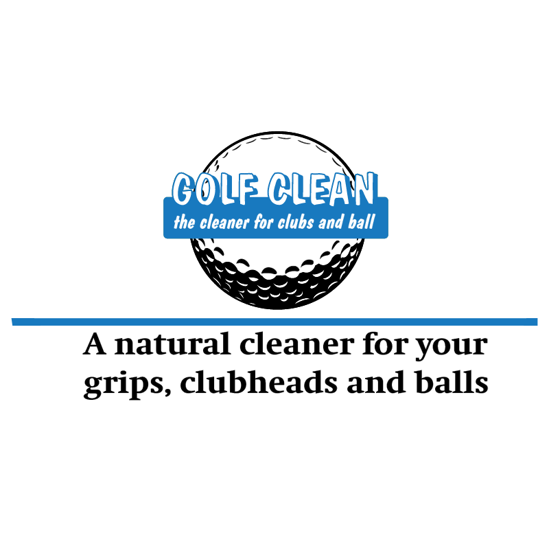 Golf Clean vector logo