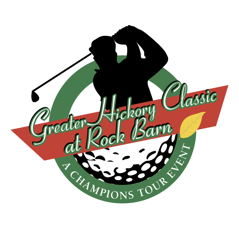 Greater Hickory Classic at Rock Barn vector