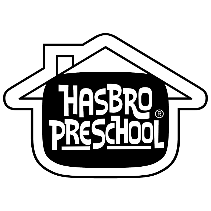 Hasbro Preschool vector