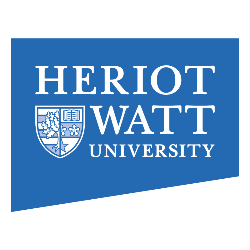 Heriot Watt University vector logo