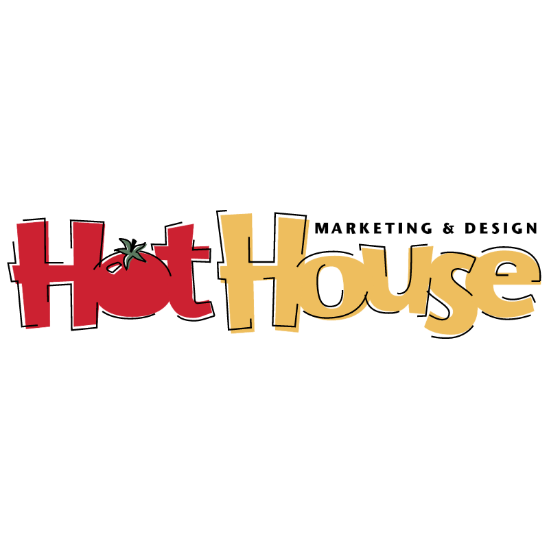 Hot House vector