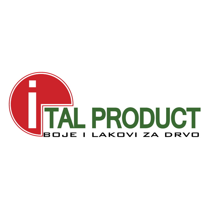 Ital Product vector logo