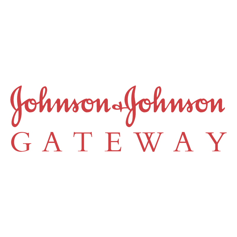 Johnson & Johnson Gateway vector logo