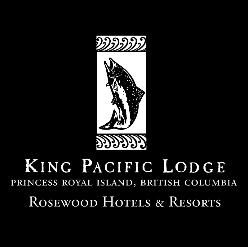 King Pacific Lodge vector logo