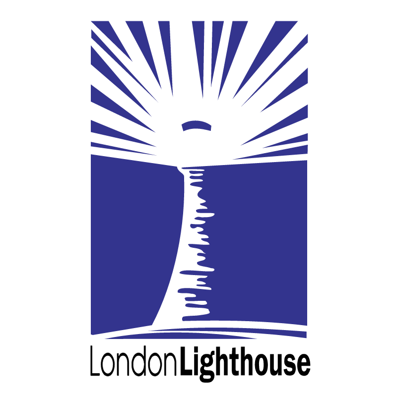 London Lighthouse vector