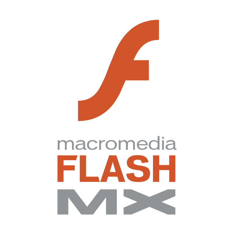 Macromedia Flash MX logo
