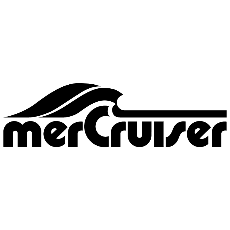 Mercruiser vector