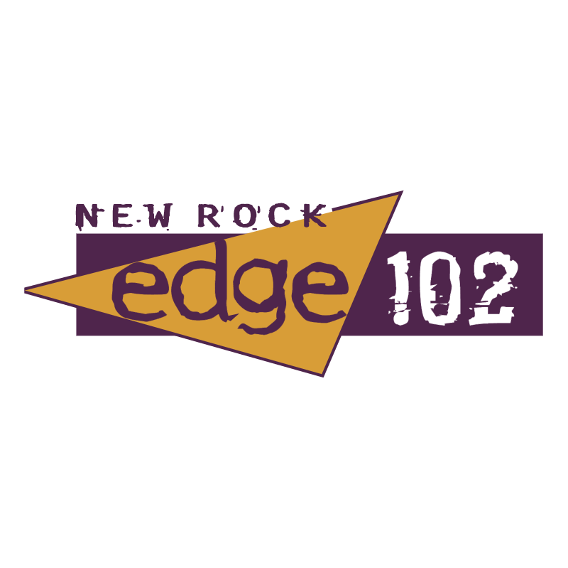 New Rock Edge vector logo