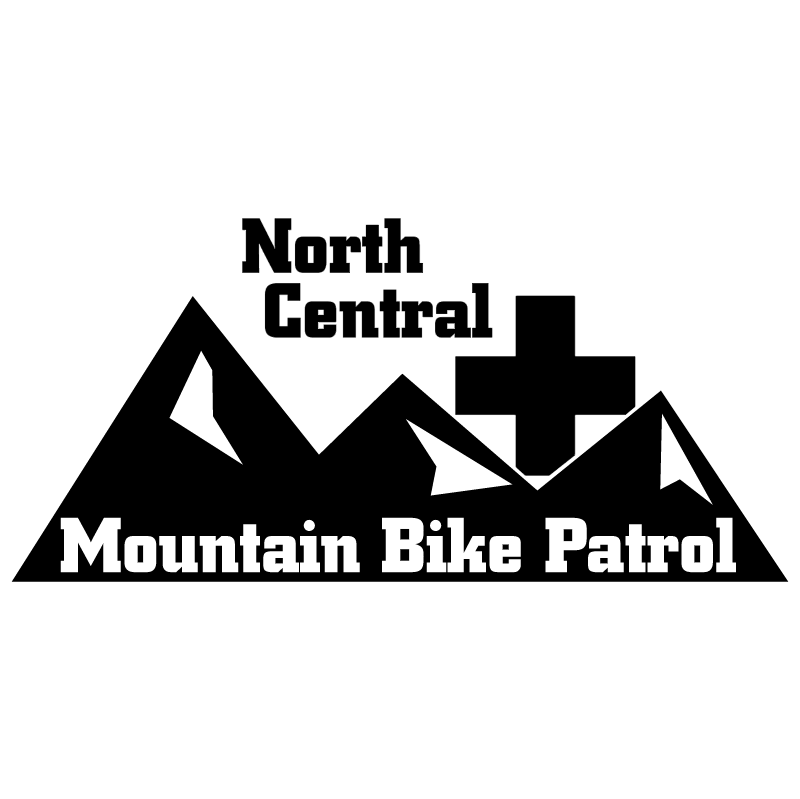 North Central Mountain Bike Patrol vector