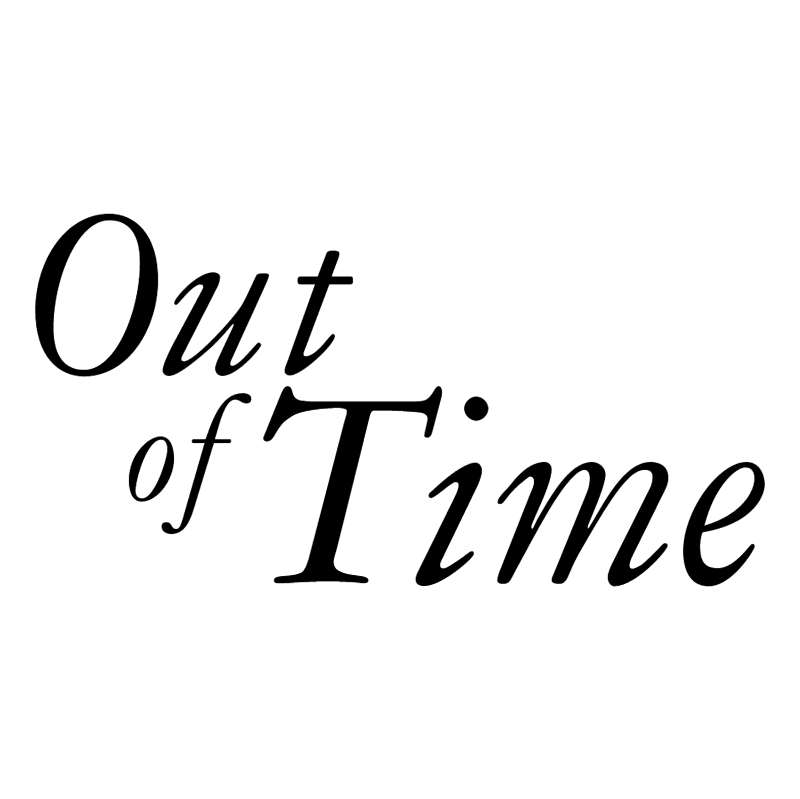 Out of Time vector