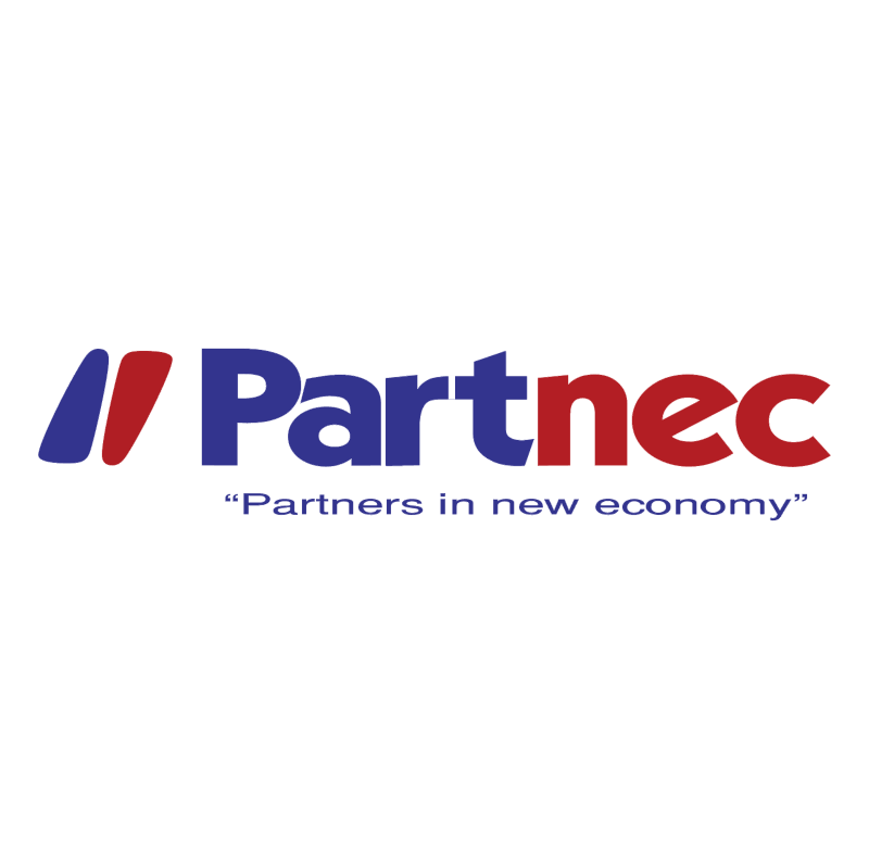 Partnec vector logo