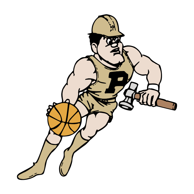 Purdue University Pete vector logo