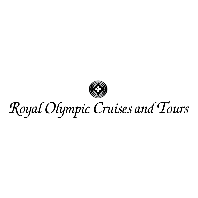 Royal Olympic Cruises and Tours vector