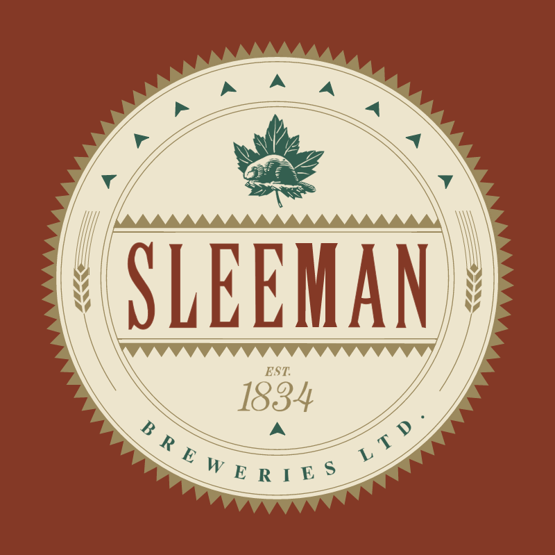 Sleeman vector logo