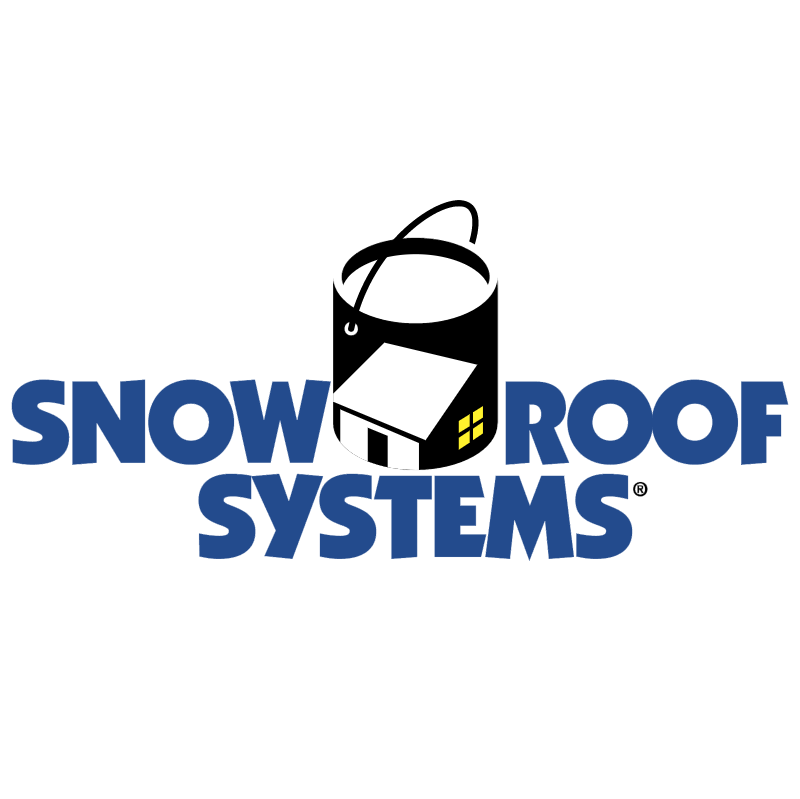 Snow Roof Systems vector