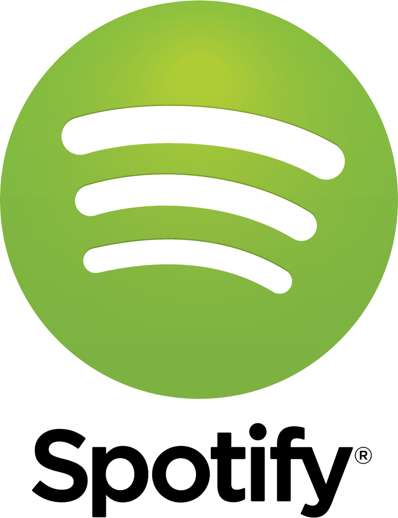 Spotify logo vector free download vector
